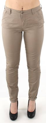 Only Paris chino pant Reg sand - Trousers - 117877 - 1