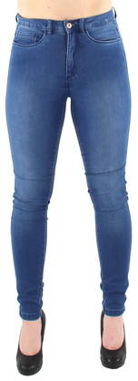 Only Jeans Royal high bj11506, Blue - Jeans - 120407 - 1