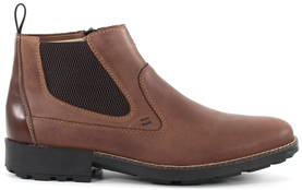 Rieker Ankle Boots 36062-25, Brown - Boots - 121957 - 1