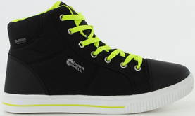 Polecat Sneakers 445-3004 black/lime - Sneakers - 111517 - 1