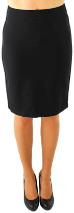 Vero Moda Skirt Sweety hw black - Skirts - 115117 - 1