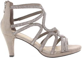 Marco Tozzi Sandals 28373-28 taupe - Pumps and high heels - 118817 - 1
