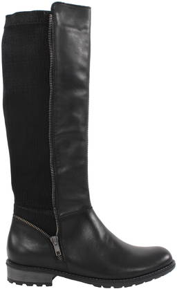 Rieker Remonte Boots with XL-shaft R3325-01, Black - Boots - 119277 - 1