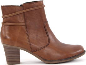 Rieker Ankle Boots Z7658-24, Brown - Ankle boots - 119617 - 1