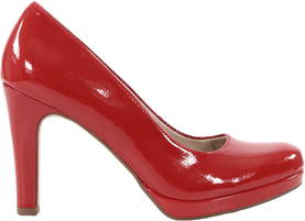 Tamaris Pumps 22426-20, Chili Patent - Pumps and high heels - 120247 - 1