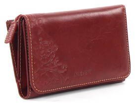 Migant Leather Wallet NK62 - Wallets - 121917 - 1