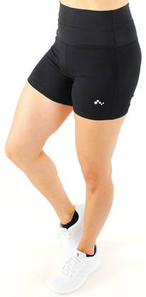 Only Play Sports Shorts Carly, Black - Sports shorts - 116618 - 1
