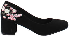 Duffy Pumps 97-18112, Black - Pumps and high heels - 120438 - 1