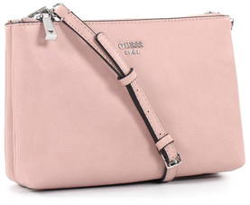 87669bc04819 Guess Shoulder Bag Talan mini rose - Handbags - 122738 - 1