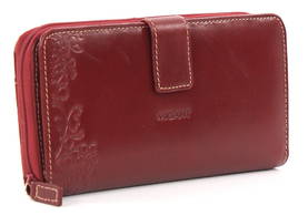 Migant Leather Wallet NK64 - Wallets - 121918 - 1