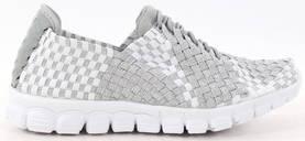 Migant Sneakers A923-52 white/silver - Sneakers - 118428 - 1