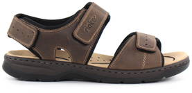Rieker Sandals 26274-25, Brown - Sandals - 122788 - 1
