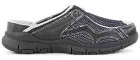 Scholl Work Shoes, Black/Gray - Work shoes - 122048 - 1