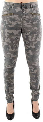 Vero Moda Pants Seven super slim camo - Trousers - 118008 - 1