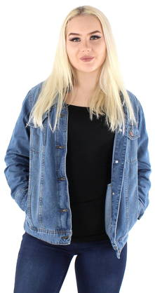 557d9394e352 Noisy May Denim Jacket Ole - Demin jackets - 120358 - 1