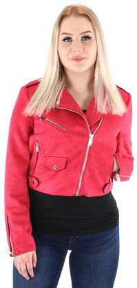 Only Biker Jacket Sherry cropped - Stilettoshop.eu webstore 8ca2397af4