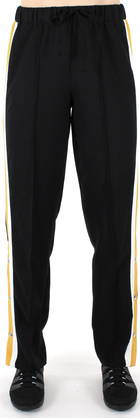 Vero Moda Pants Kiki new track, Black - Trousers - 121118 - 1