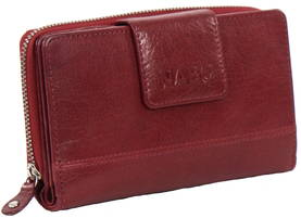 Nabo Leather Wallet NK214 - Wallets - 122468 - 1