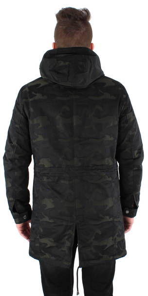 skydda betalning tolv  Guess Light Padded Jacket M81L20W9J10 camo - Stilettoshop.eu webstore