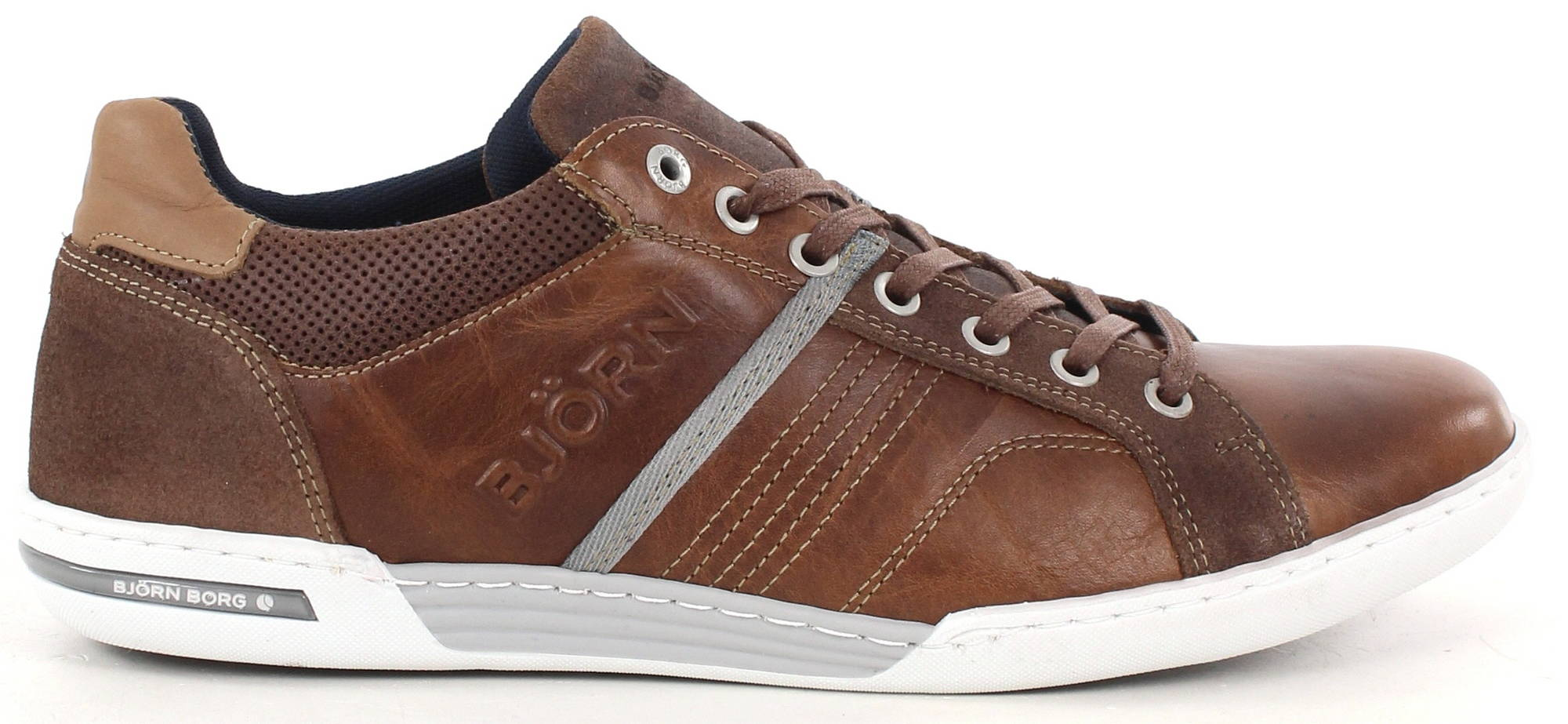 Björn Borg Sneakers Coltrane dark brown