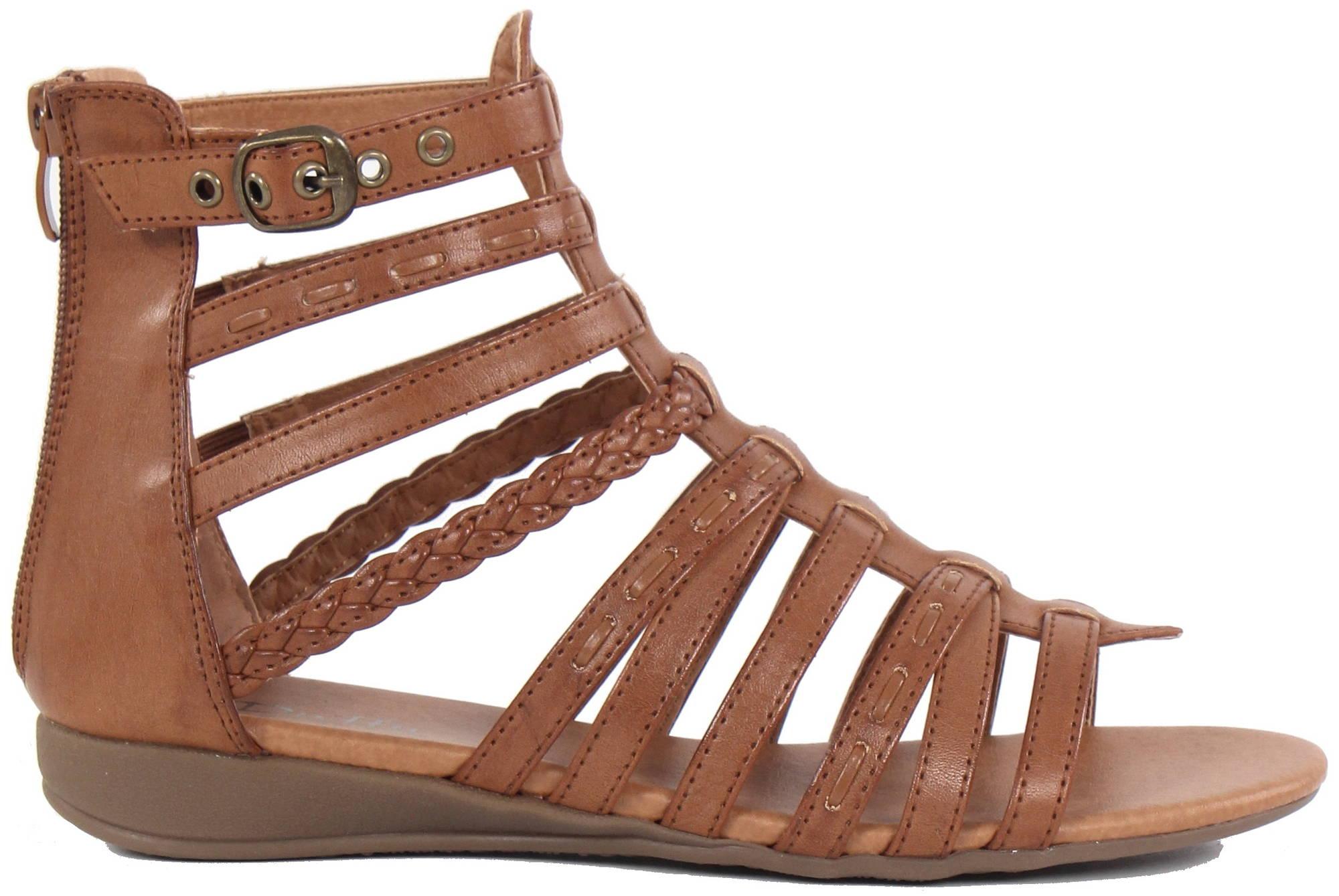 Duffy Sandals 75 48857 brown Stilettoshop.eu webstore