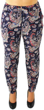 Only Trousers Smart Dark Blue - Trousers - 115899 - 1