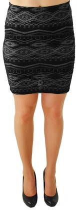 Only Skirt Vigga structured - Skirts - 116069 - 1