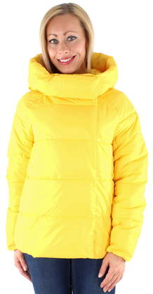 Only Jacket June quilted, Yellow - Winter jackets - 121919 - 1