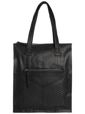 af79d6c22d75 Pieces Shoulder Bag Diana Leather Shopper - Handbags - 121219 - 1