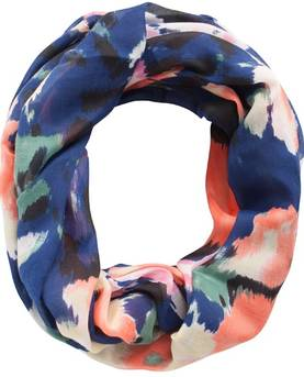 Pieces Circle Scarf Tulsi - Scarves - 116009 - 5