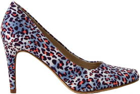 Tamaris Pumps 22485-26 purple leo - Pumps and high heels - 115549 - 1