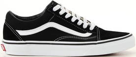 Vans Sneakers Old Skool black/white - Sneakers - 122839 - 1