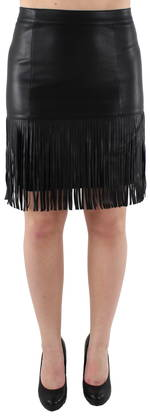 Vila Skirt Frillme black - Skirts - 117999 - 1