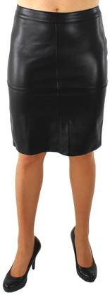 Vila Skirt Pen black - Skirts - 117679 - 1