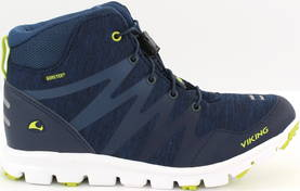 Viking High-top Trainers Bislett gtx, Navy - Casual - 119269 - 1